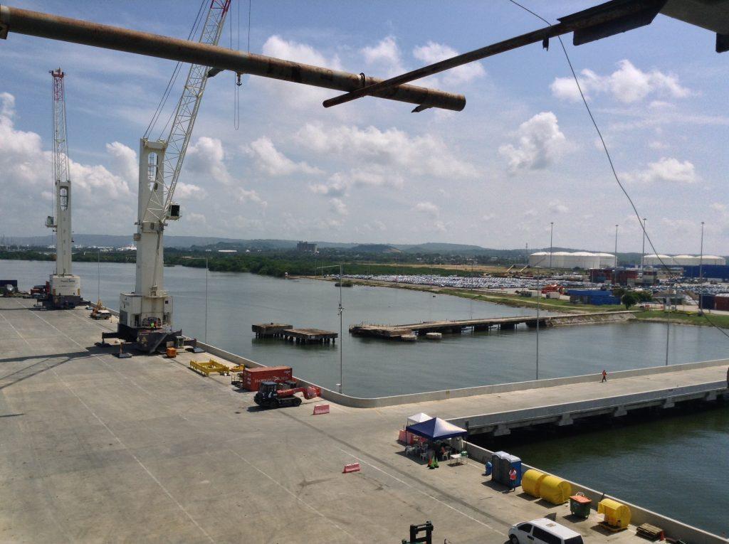 Medición de huella de carbono en la operación y mantenimiento de Terminal Portuario
